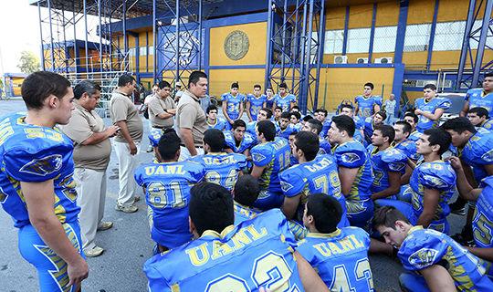El coach Carlos Cabral les pidió a sus jugadores un sólo objetivo, recuperar el campeonato