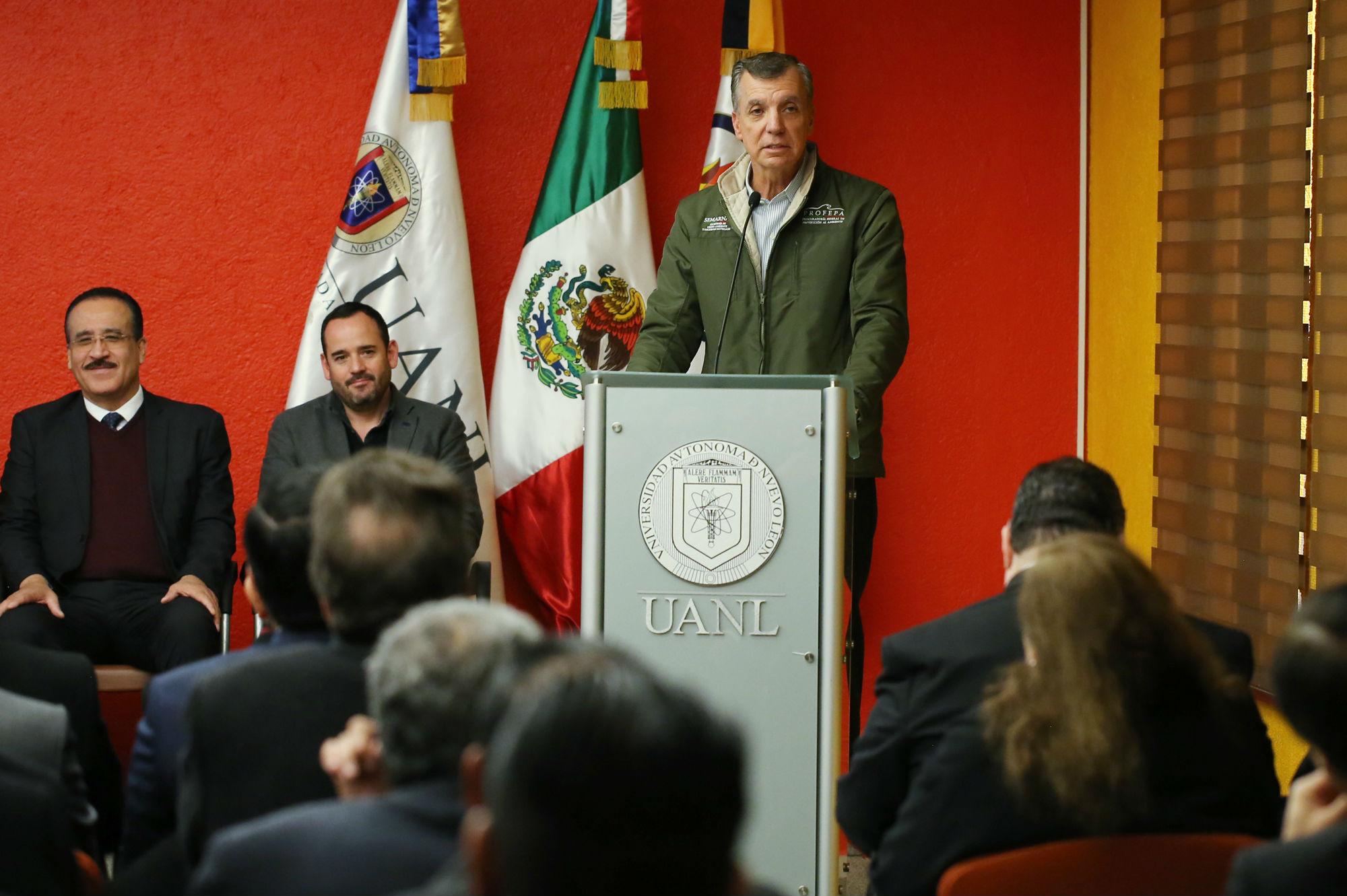 Guillermo Haro Bélchez, Procurador Federal de la Protección del Medio Ambiente