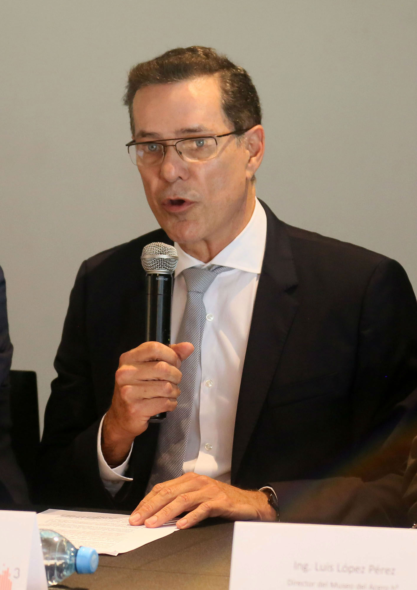 Raúl Gutiérrez Muguerza, Presidente del Consejo de Museo del Acero