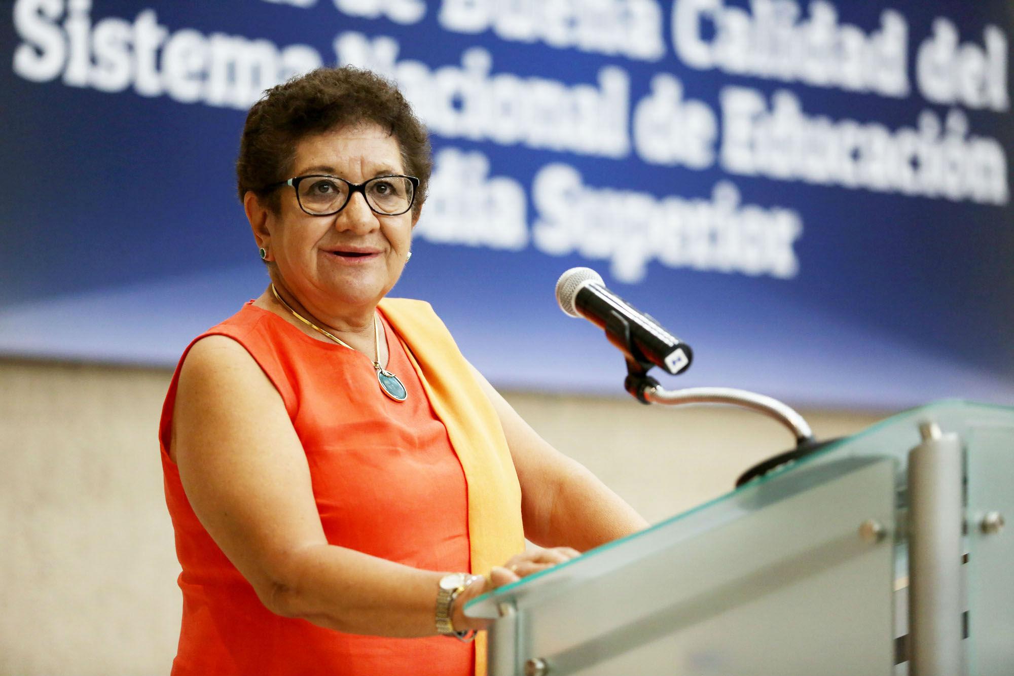 Sylvia Ortega Salazar, Subsecretaria de Educación Media Superior