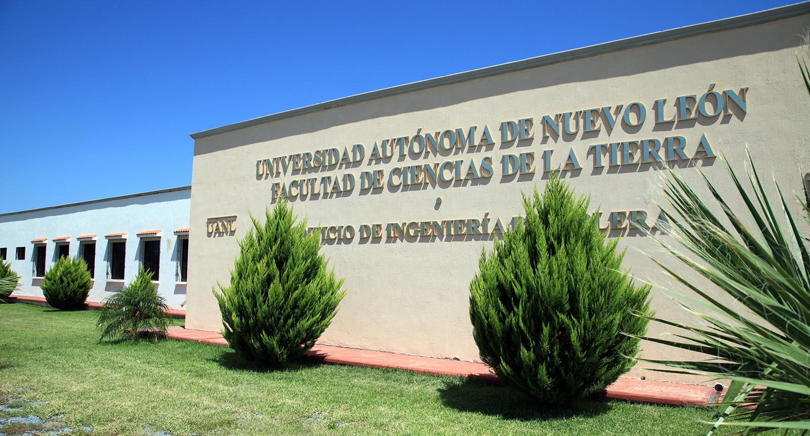 Facultad de Ciencias de la Tierra