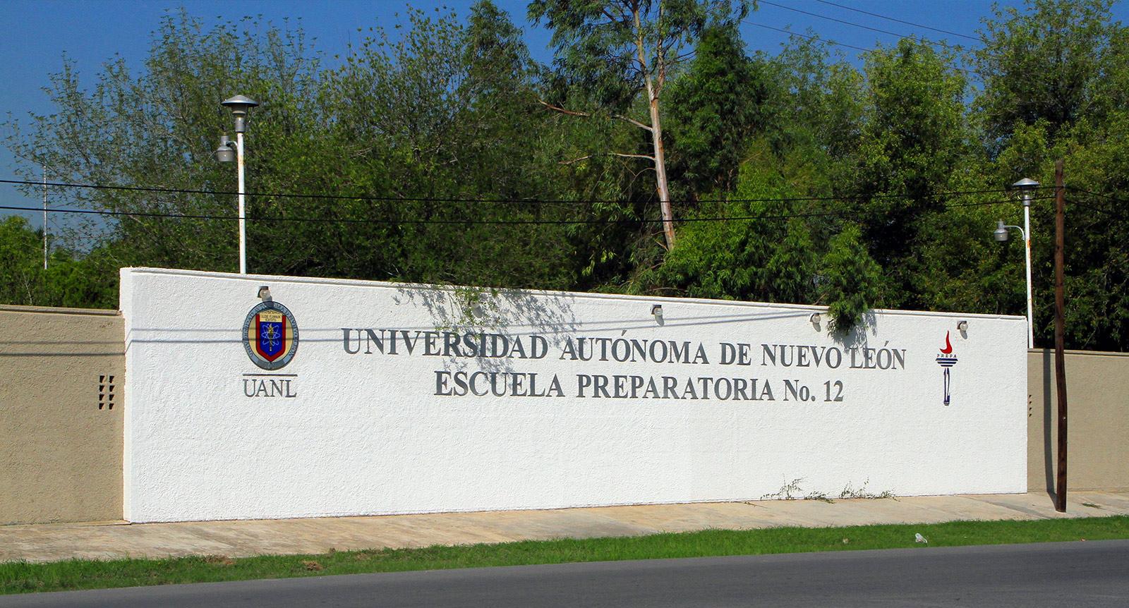 Escuela Preparatoria No. 12 Cadereyta