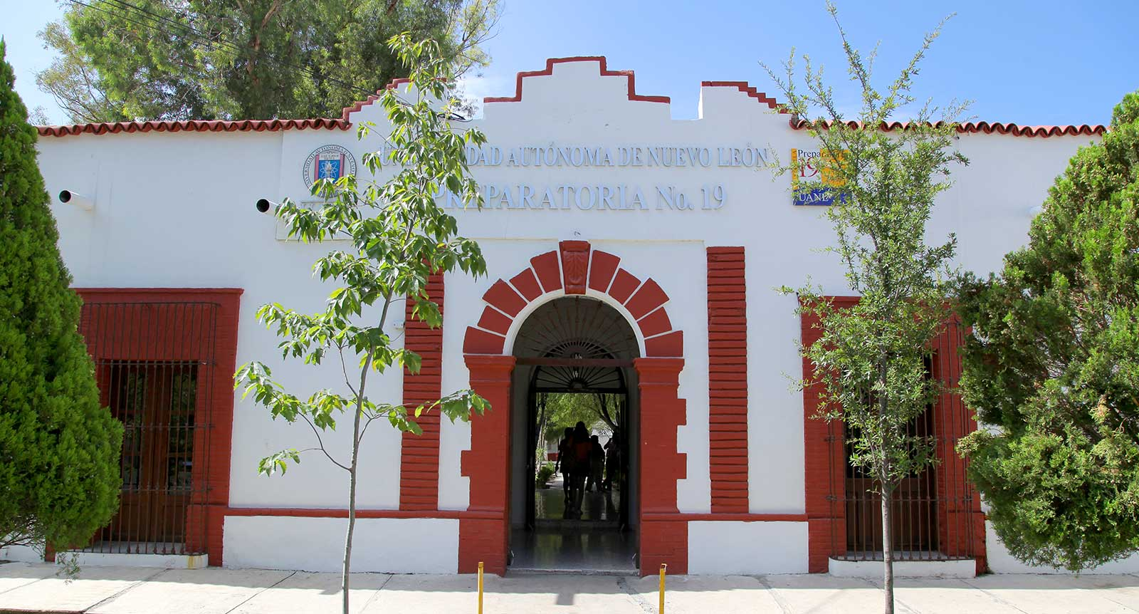 Escuela Preparatoria No. 19 García