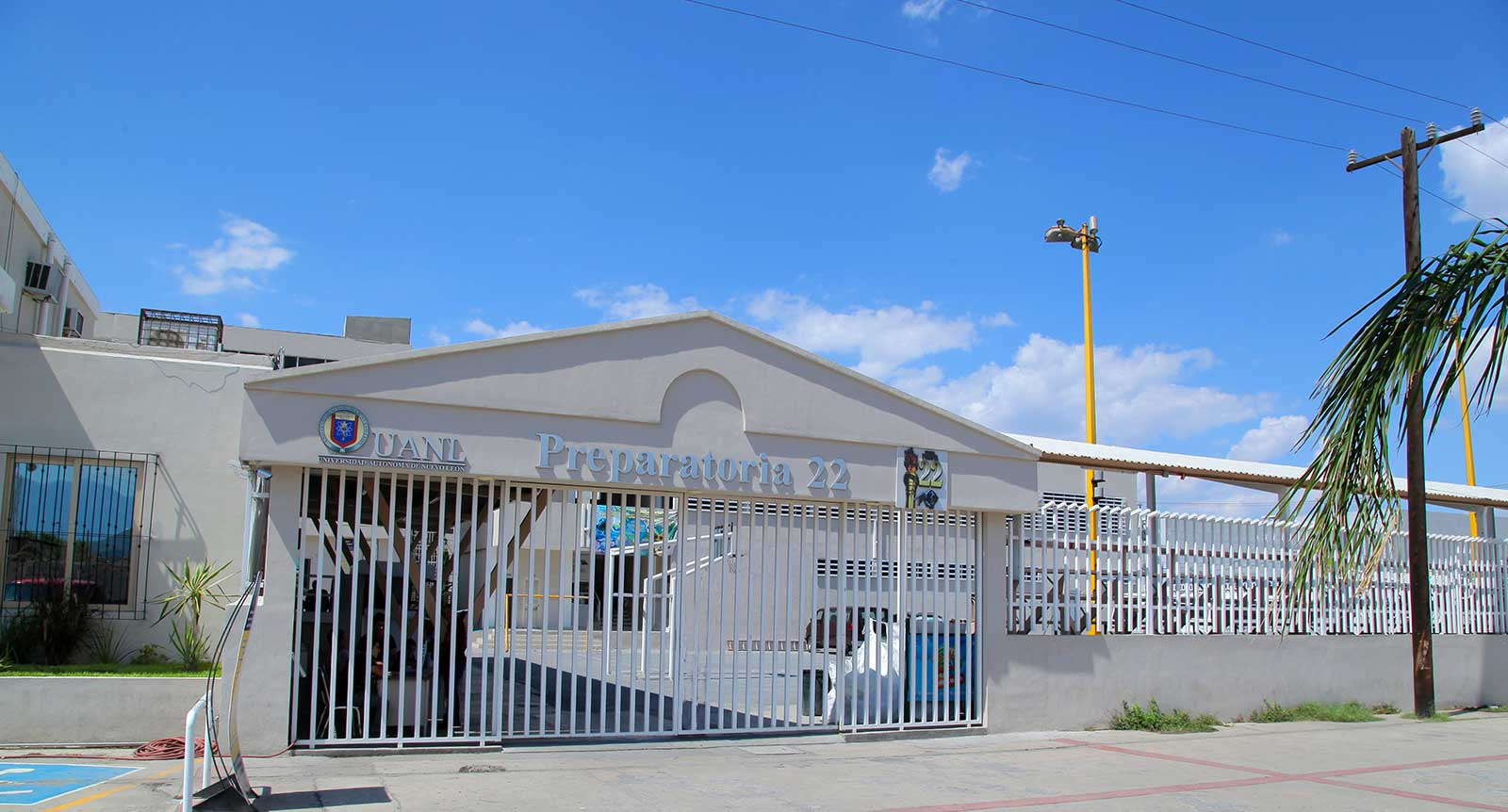 Escuela Preparatoria No. 22 Guadalupe