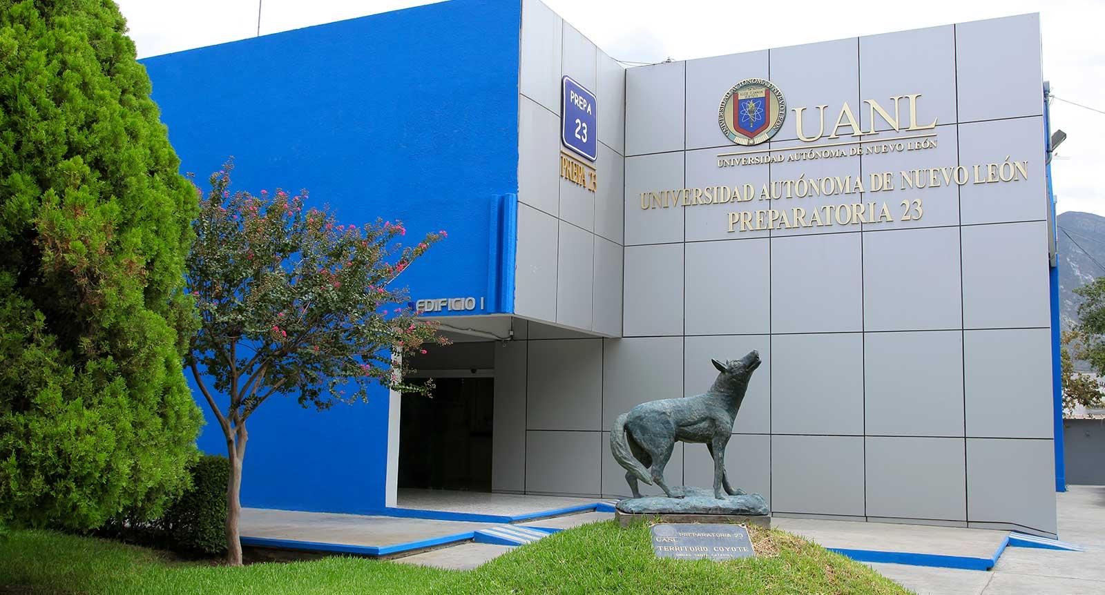 Escuela Preparatoria No. 23 Santa Catarina