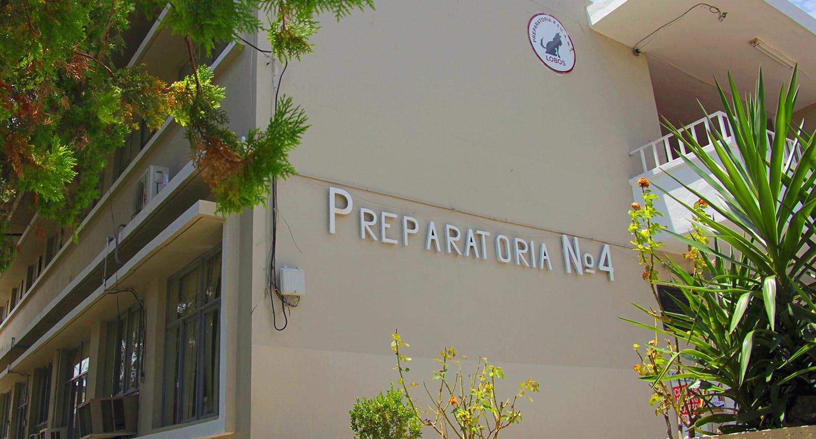 Escuela Preparatoria No. 4 Linares