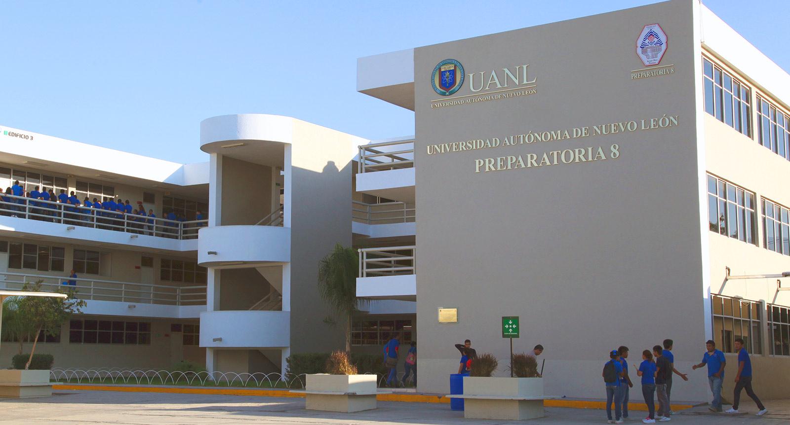 Escuela Preparatoria No. 8 Guadalupe