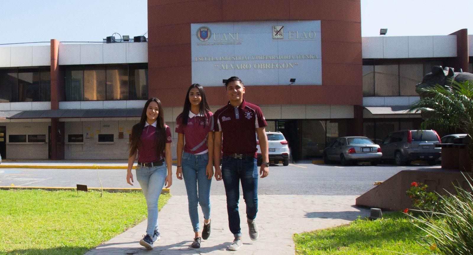 """Escuela Industrial y Preparatoria Técnica """"Álvaro Obregón"""", Unidad Guadalupe"""