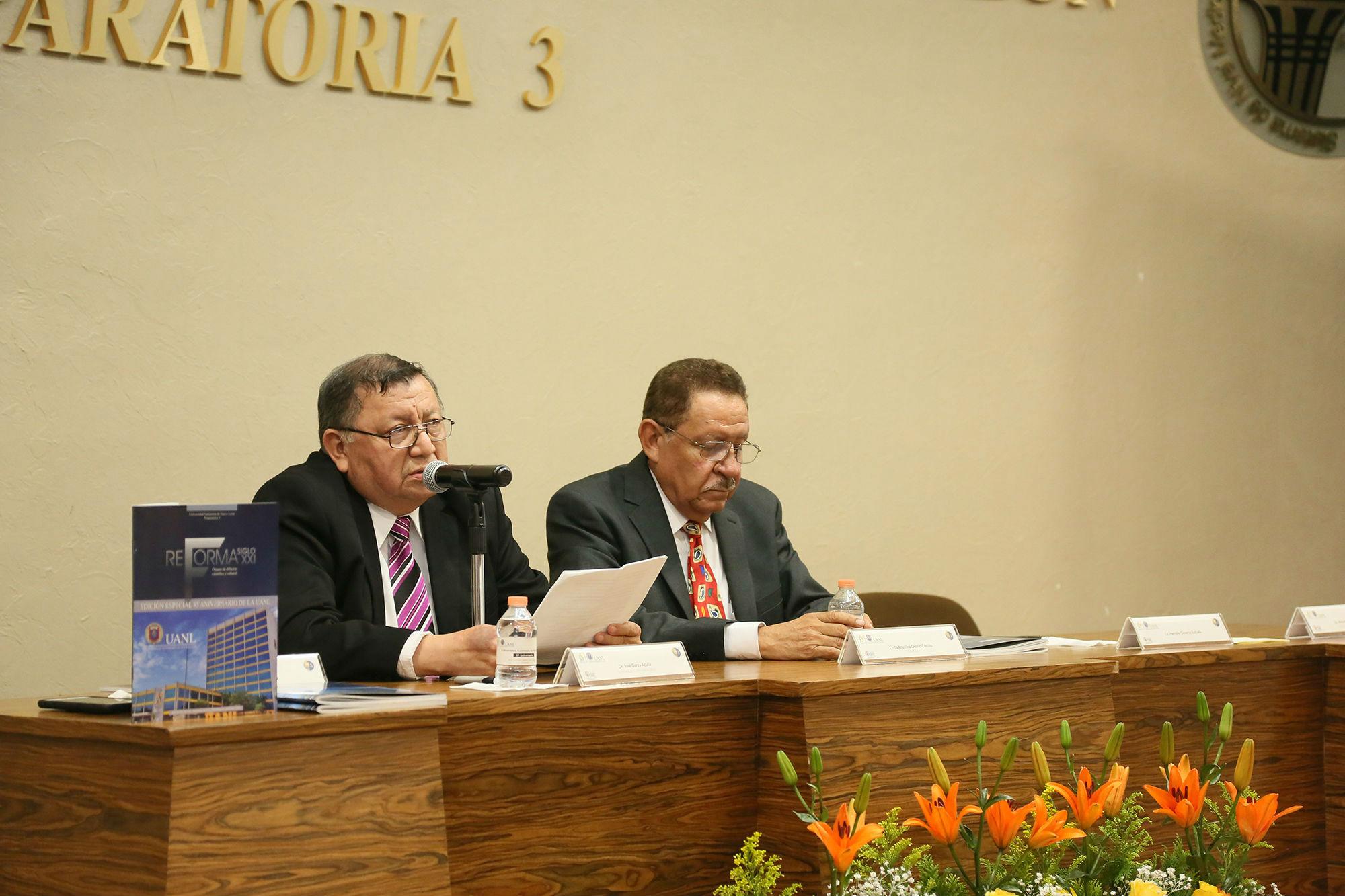 Presentación de la edición especial de la revista Reforma Siglo XXI