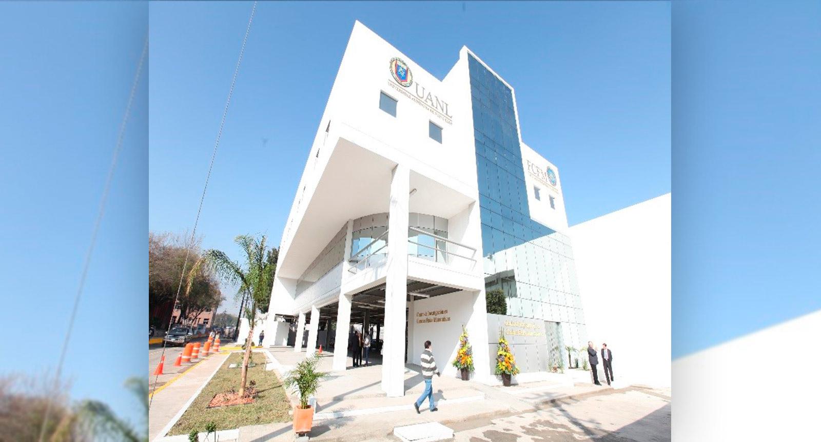 Centro de Investigación en Ciencias Físico Matemáticas