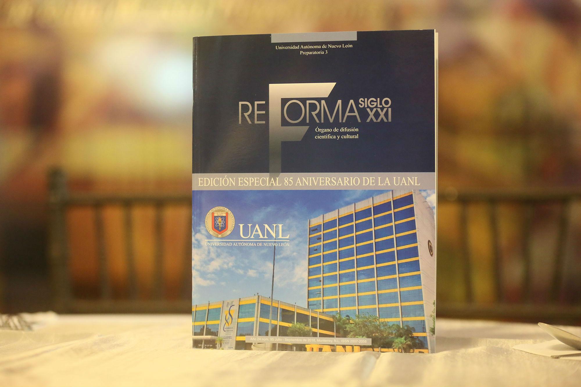 Edición especial por el 25 aniversario de la revista Reforma Siglo XXI