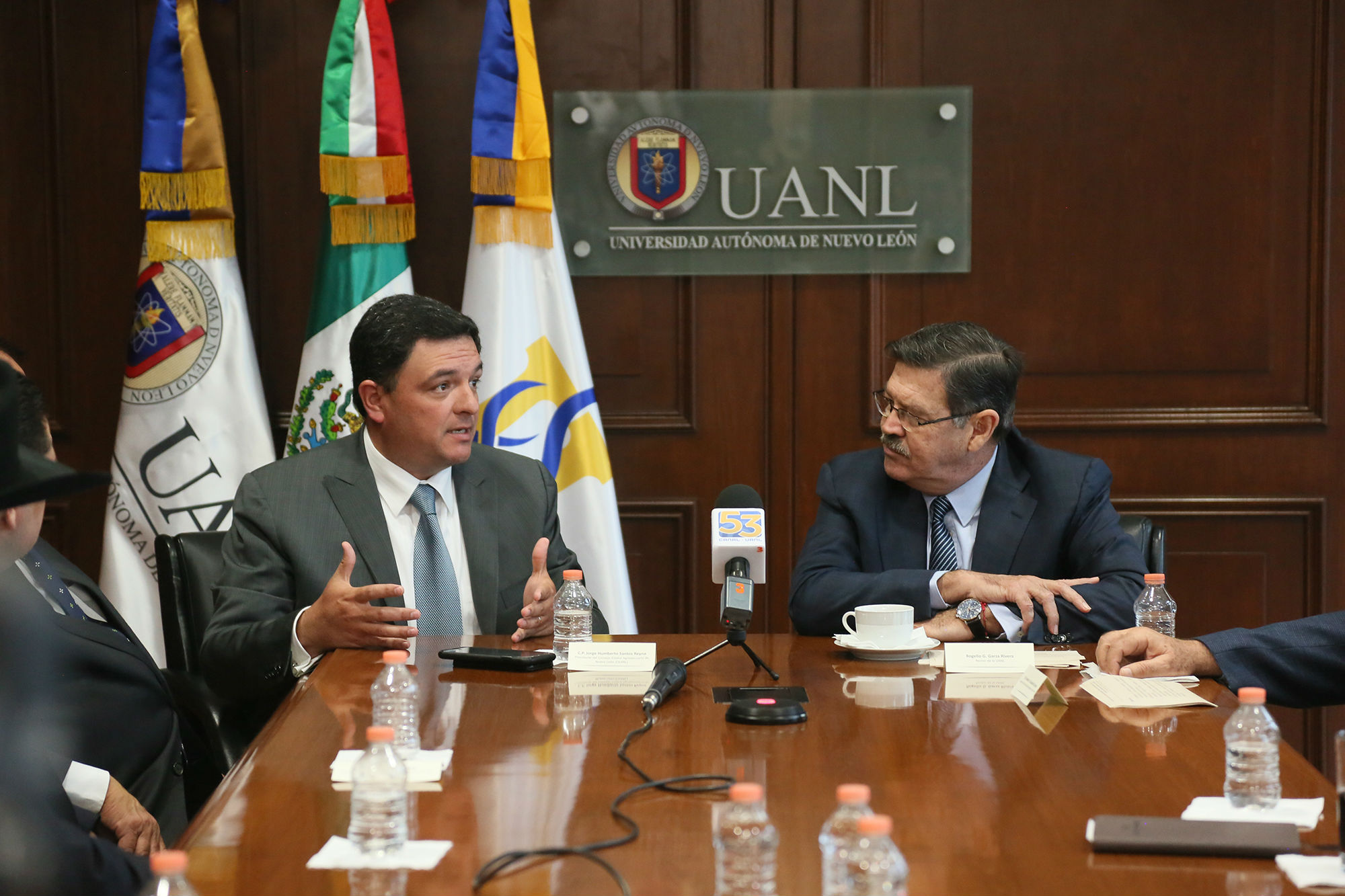 UANL colaborará con sector agropecuario de Nuevo León
