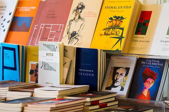 350 títulos editados por la UANL estarán en la FIL Monterrey 2018