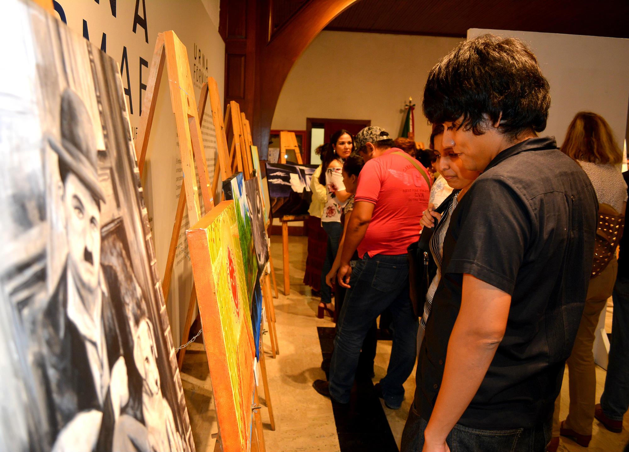 UANL promueve el arte en reclusorios de Nuevo León