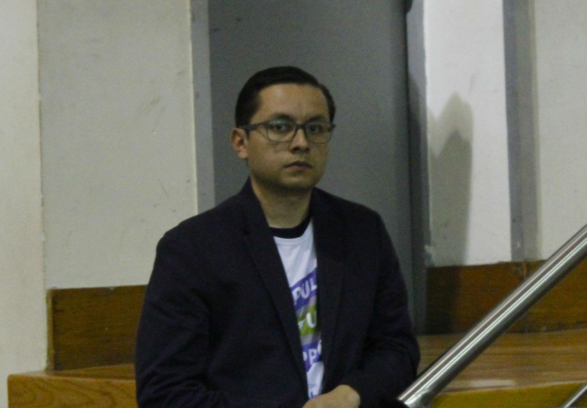 Jasoy Rey, facilitador de FUNDES para Facebook