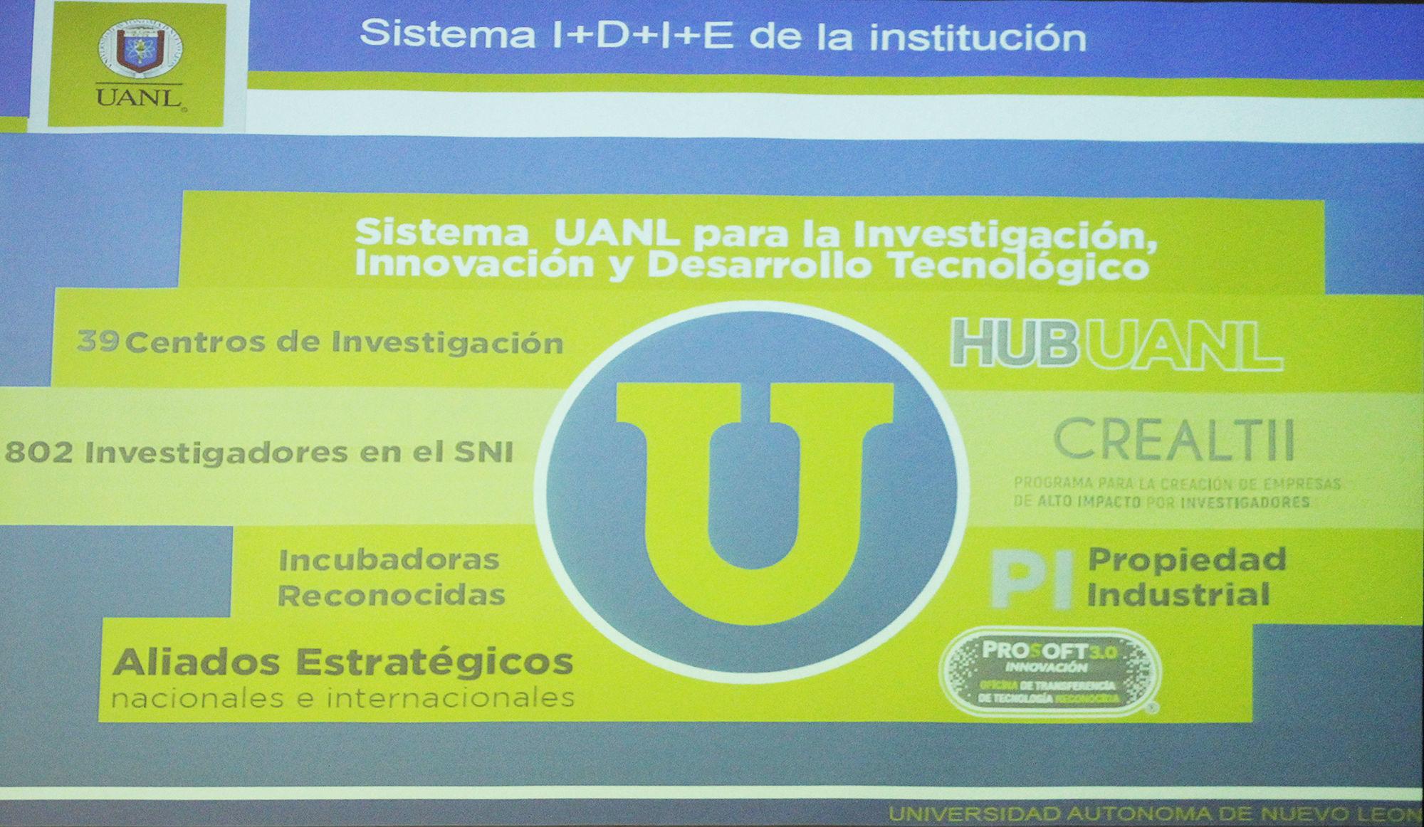 UANL impulsará comercialización de sus invenciones