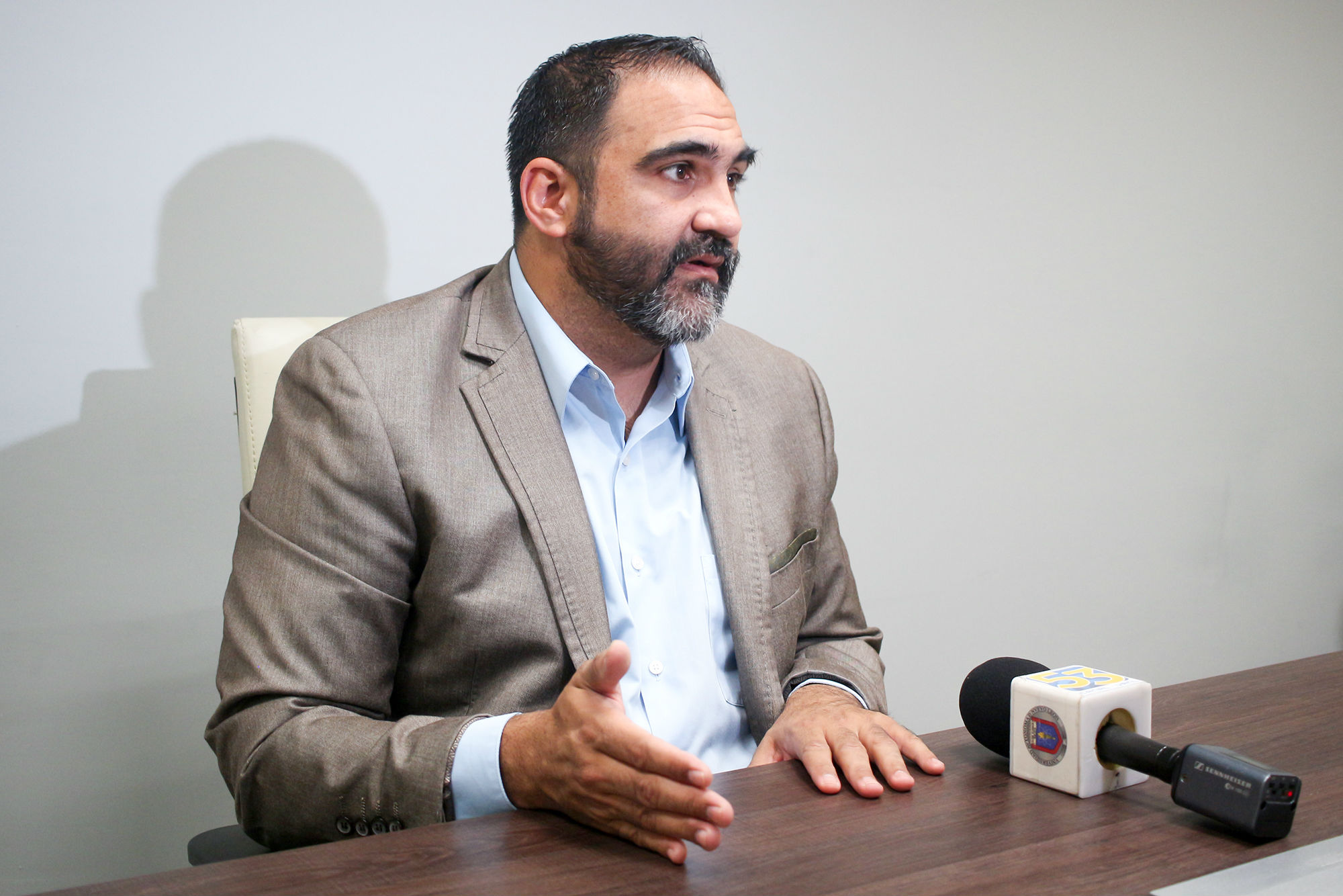 Adrián Camacho Ortiz, Coordinador de Epidemiología del Hospital Univiersitario
