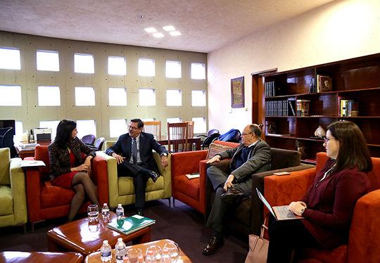UANL colabora en estudio de la OCDE