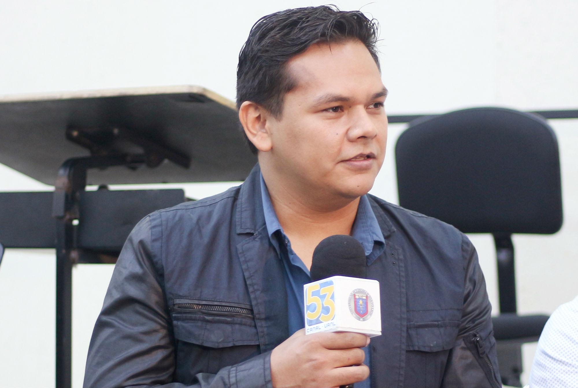 Daniel Flores habló sobre su obra Axa