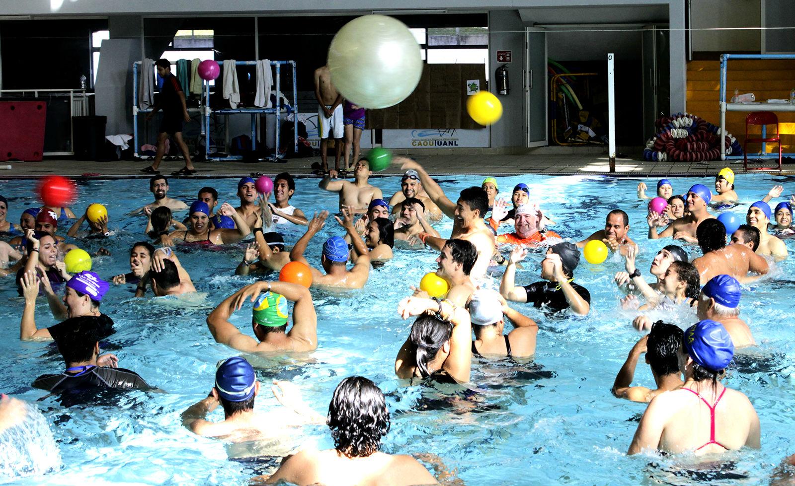 El congreso está dirigido a especialistas que se dedican a las diversas actividades acuáticas