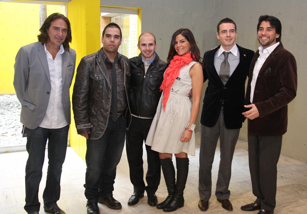 Actores parte de la Fundación Ferrara