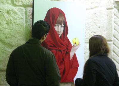"""La Asociación Plástica del Sureste dio a conocer sus nuevas propuestas estéticas en la exposición titulada """"Contrapunto. Arte y Libertad"""""""