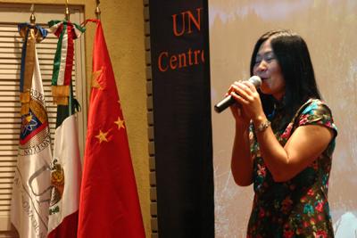 Celebran año nuevo chino en Centro de Lenguas Extranjeras
