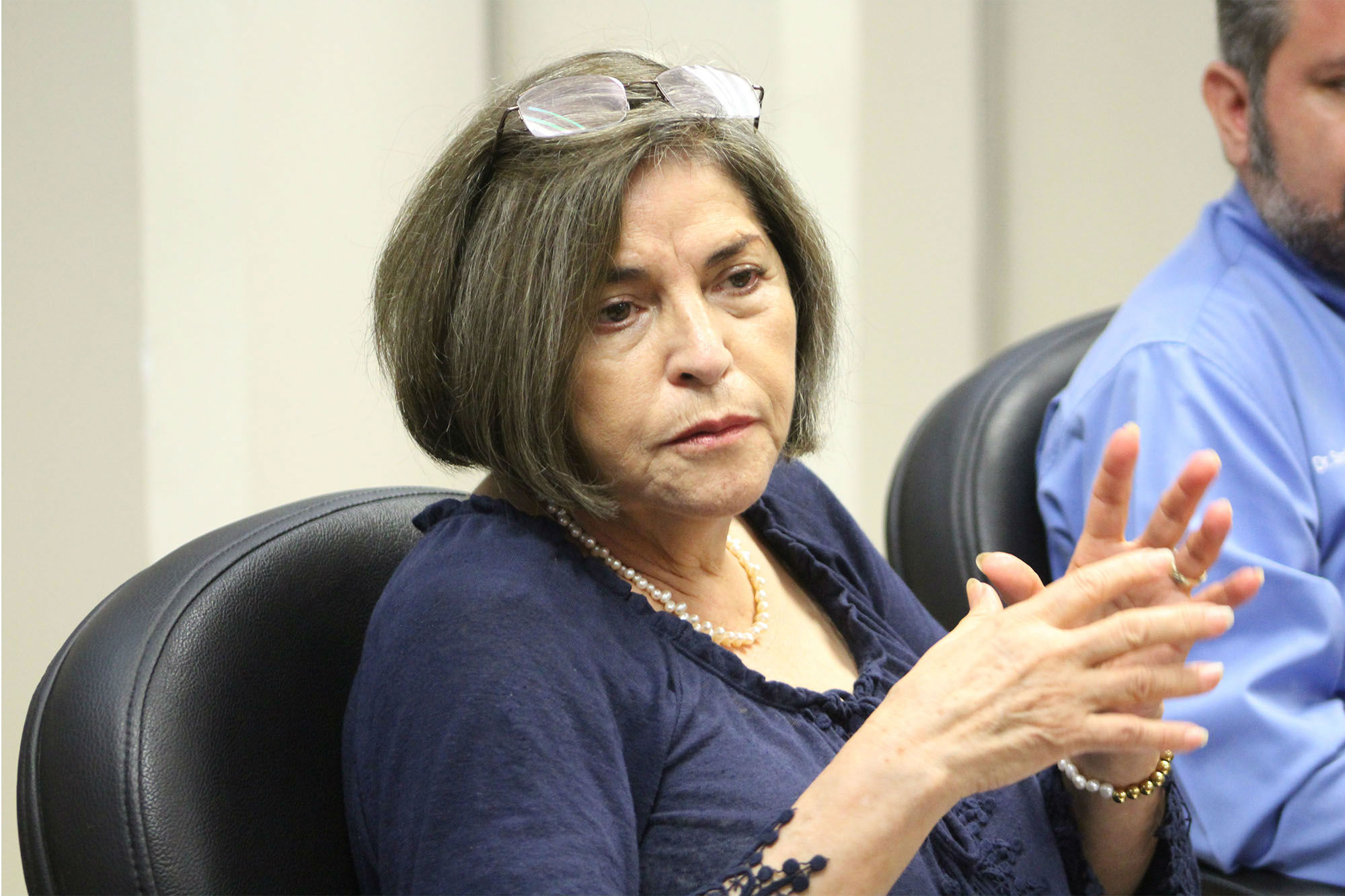 Catalina Rivas Morales, Profesora investigadora de la UANL