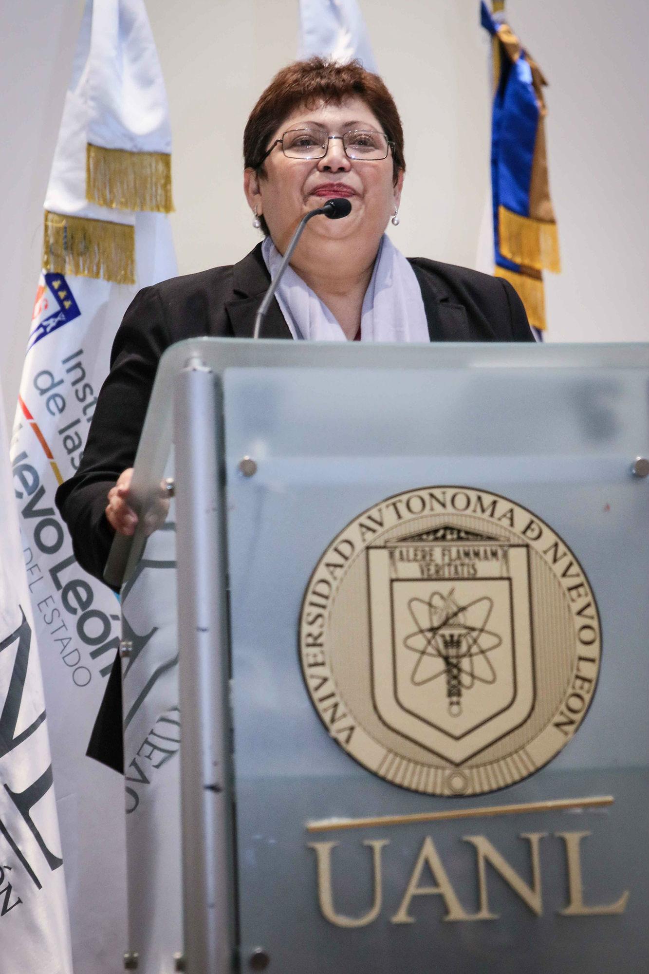 Cecilia Reyes, Vocera del Instituto Estatal de las Mujeres