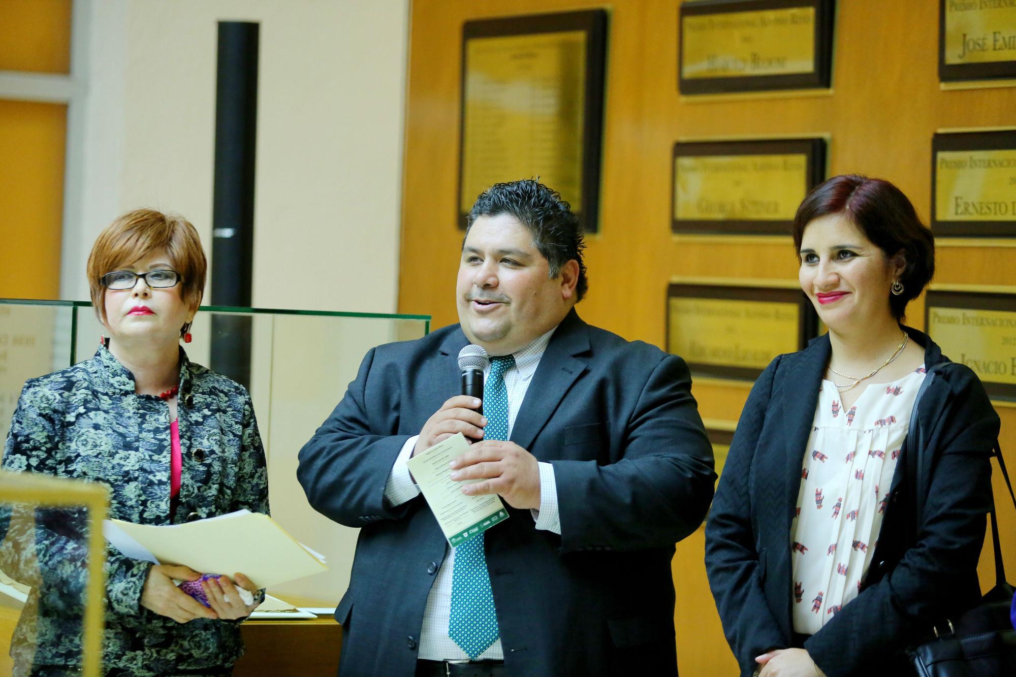 Celso Garza Acuña, Secretario de Extensión y Cultura de la UANL