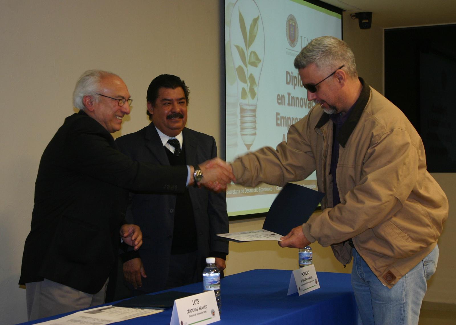 Diplomado en Innovación y Emprendimiento Agropecuario