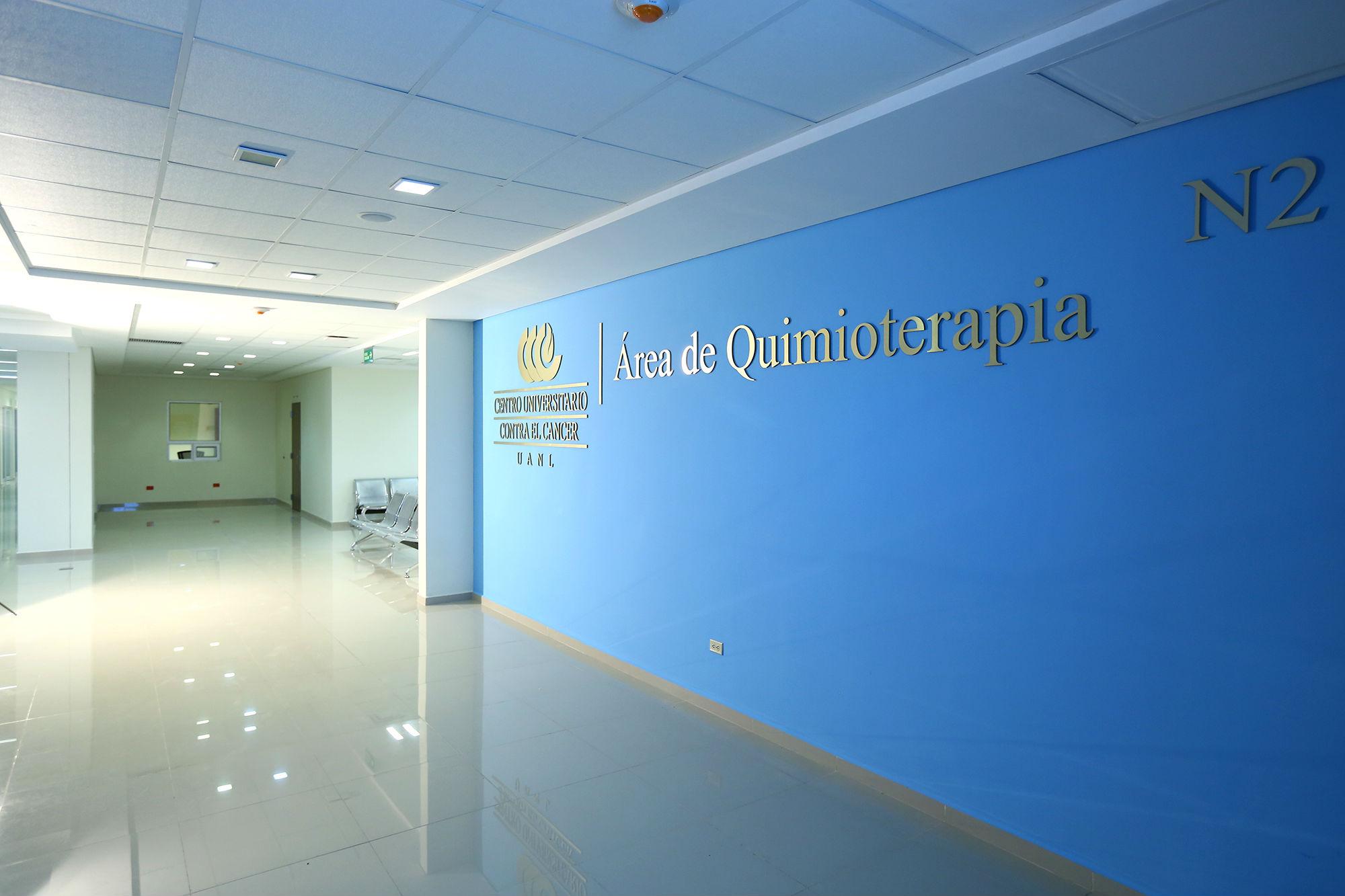 El Centro cuenta con cuatro niveles para la atención, consulta y tratamiento de pacientes con cáncer