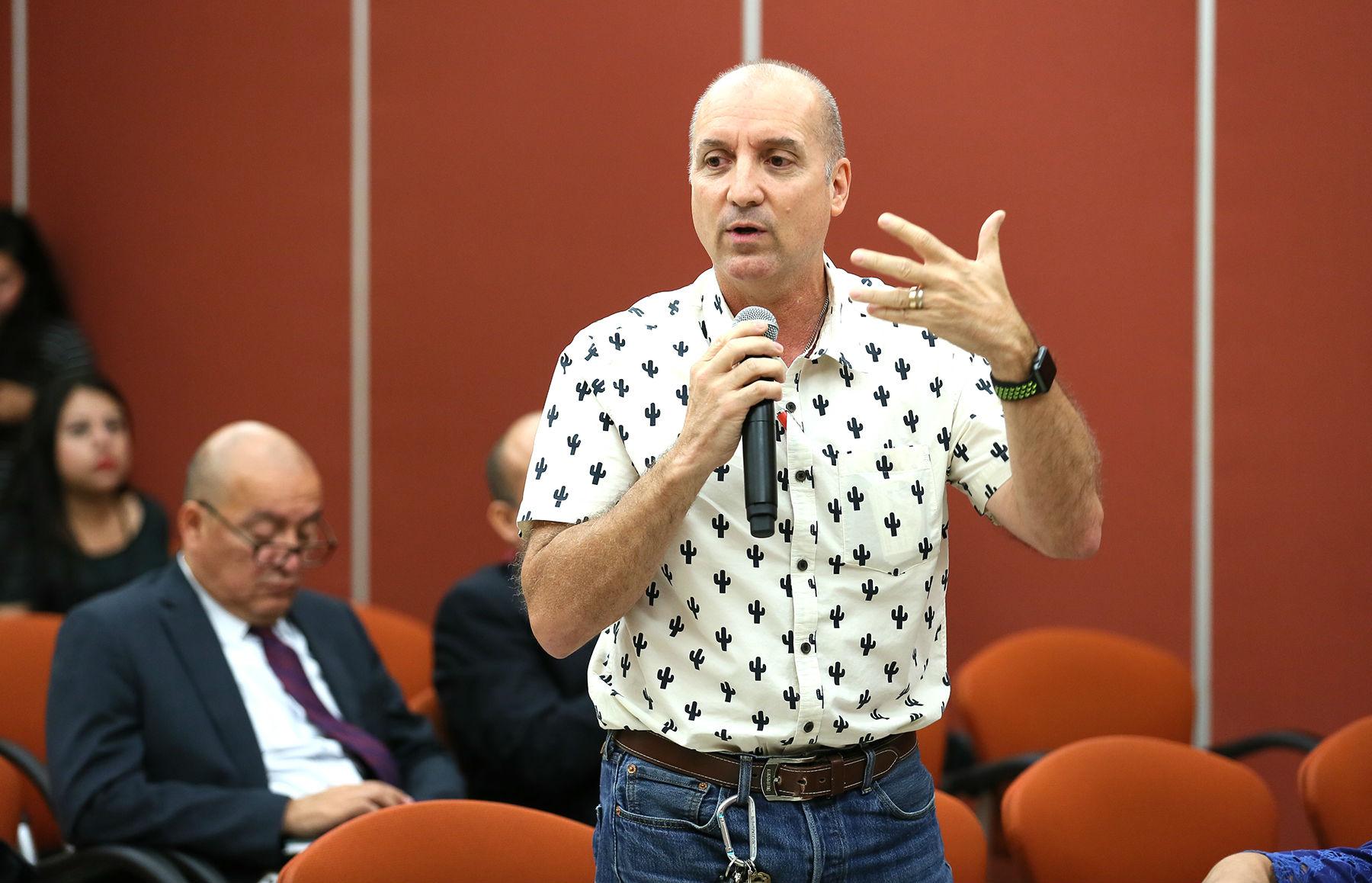 José García Batarce, de la empresa Cosmos Cientific de México