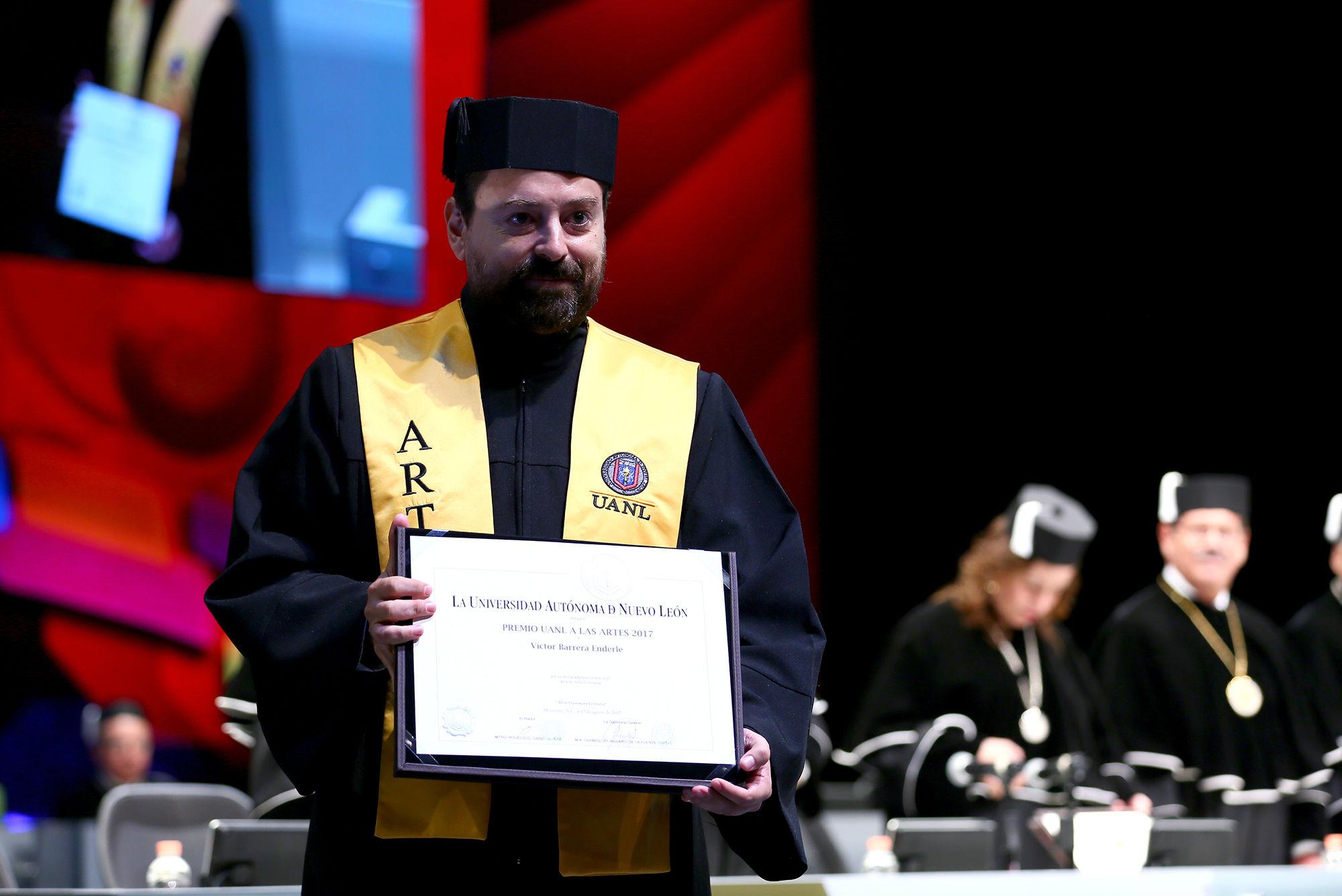 Víctor Barrera Enderle platicará con estudiantes de la Facultad de Filosofía y Letras
