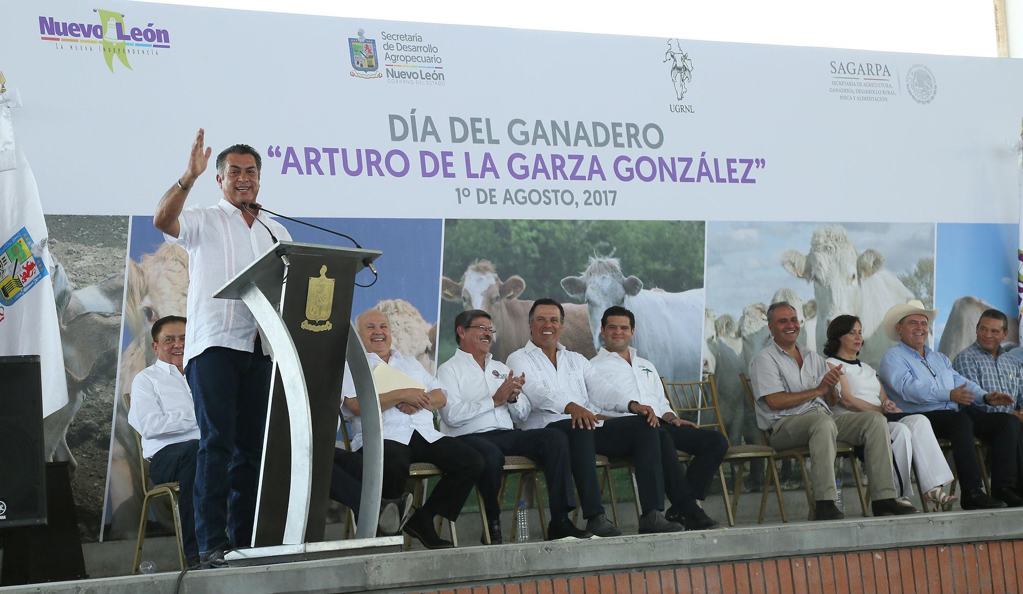 Jaime Rodríguez Calderón, Gobernador del Estado de Nuevo León
