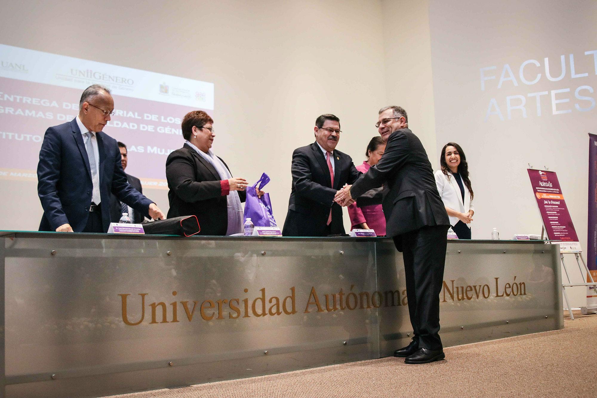 Humberto González Rodríguez, Director de la Facultad de Ciencias Forestales