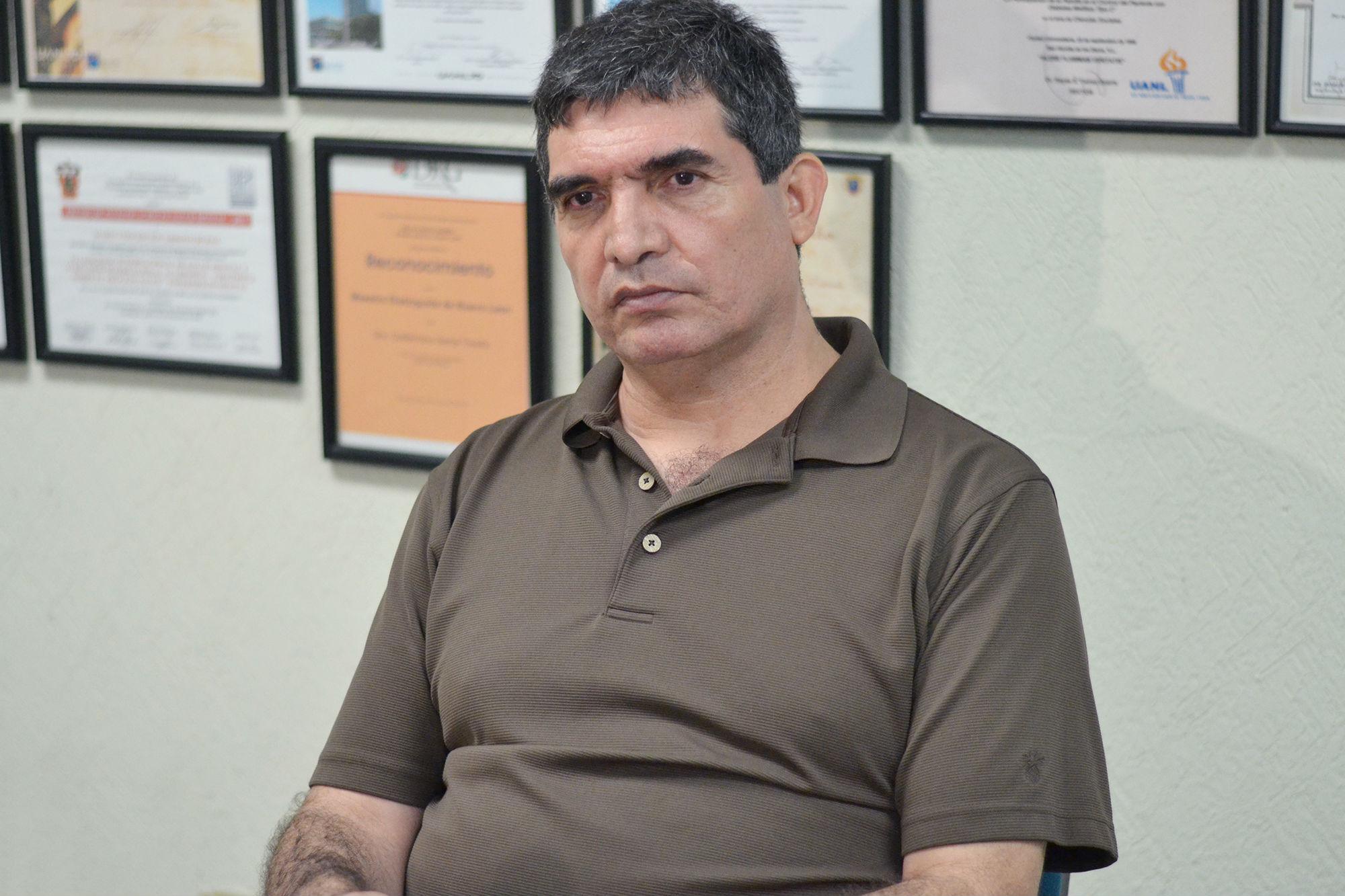 Alejandro Francisco Román Macedo