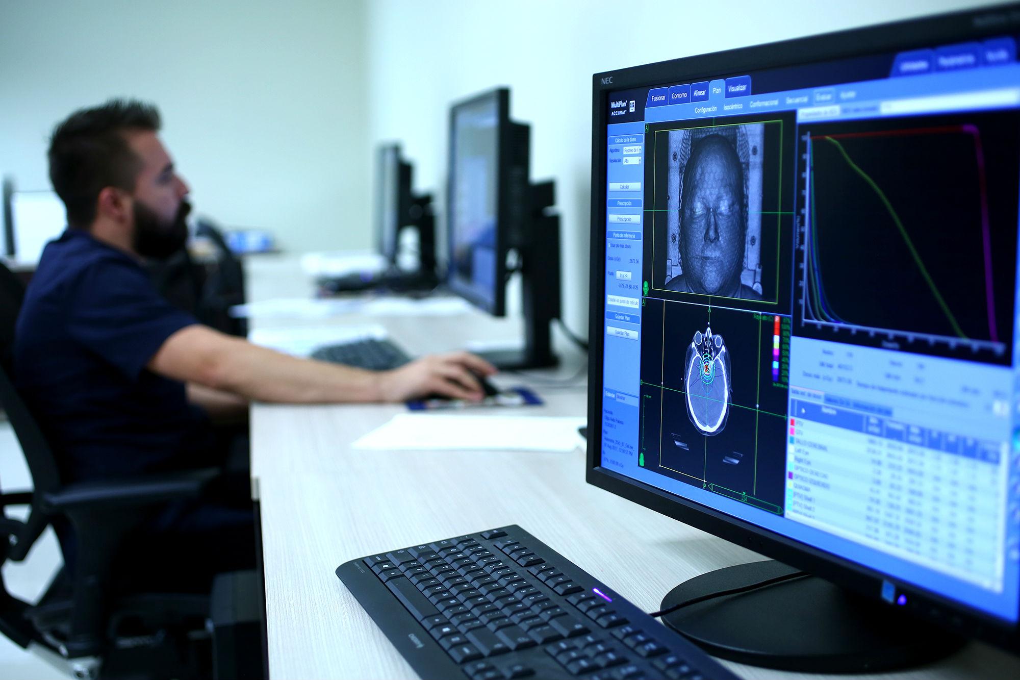 Equipo de análisis de radiodiagnóstico