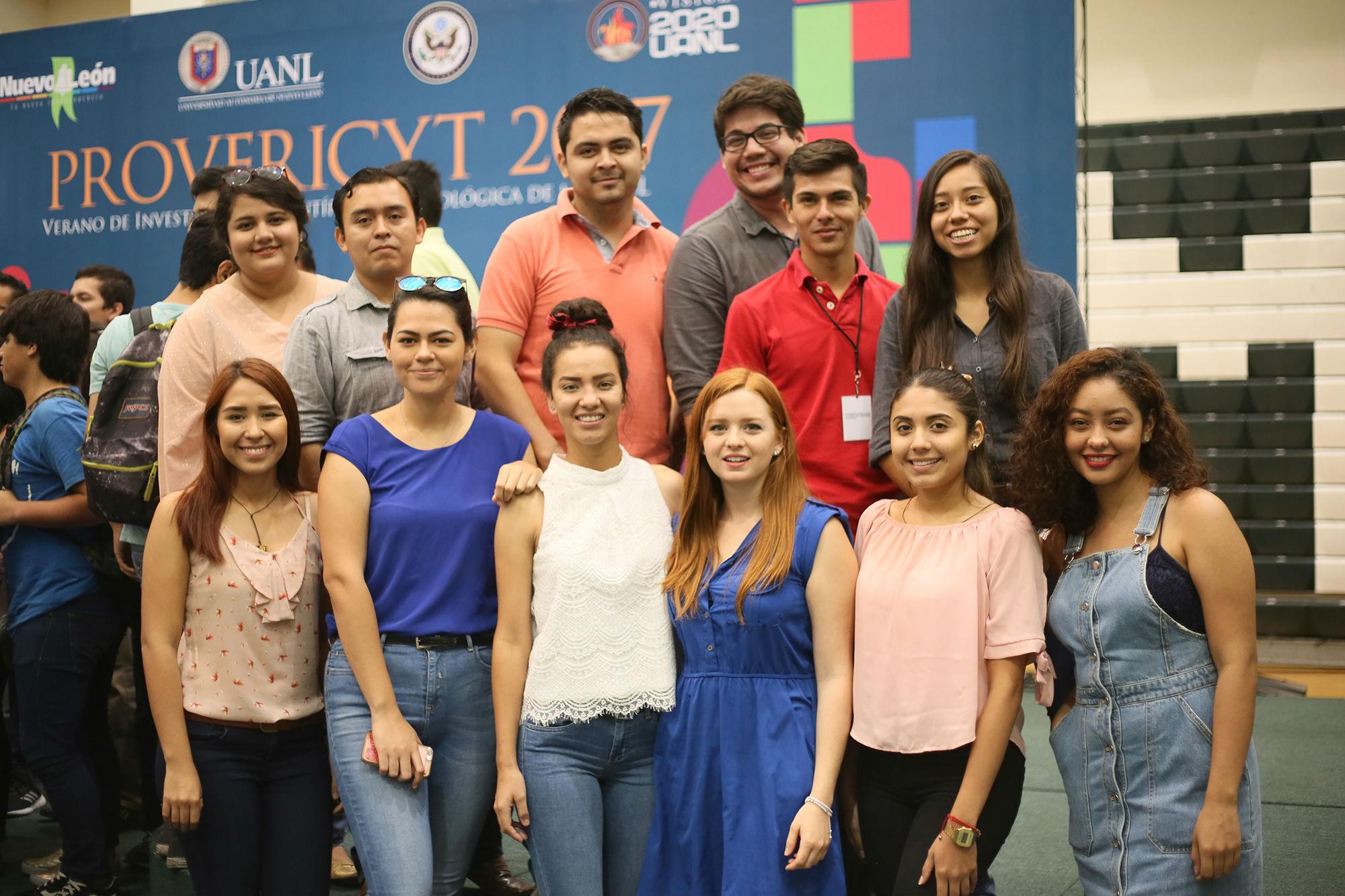 Estudiantes de la Universidad Autónoma de Sinaloa