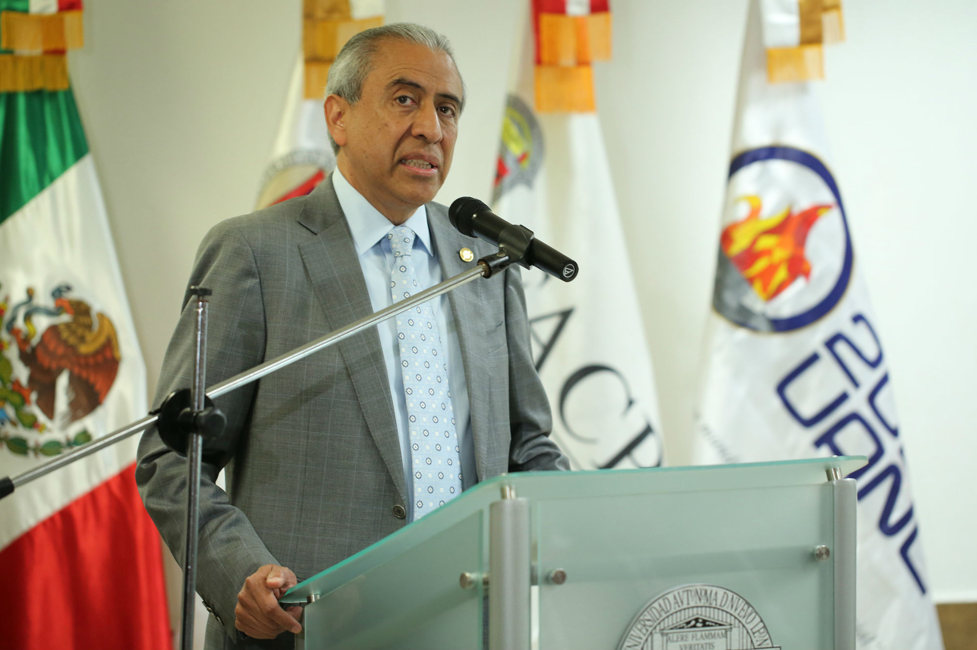 Eduardo Ávalos Lira, Presidente del CACECA