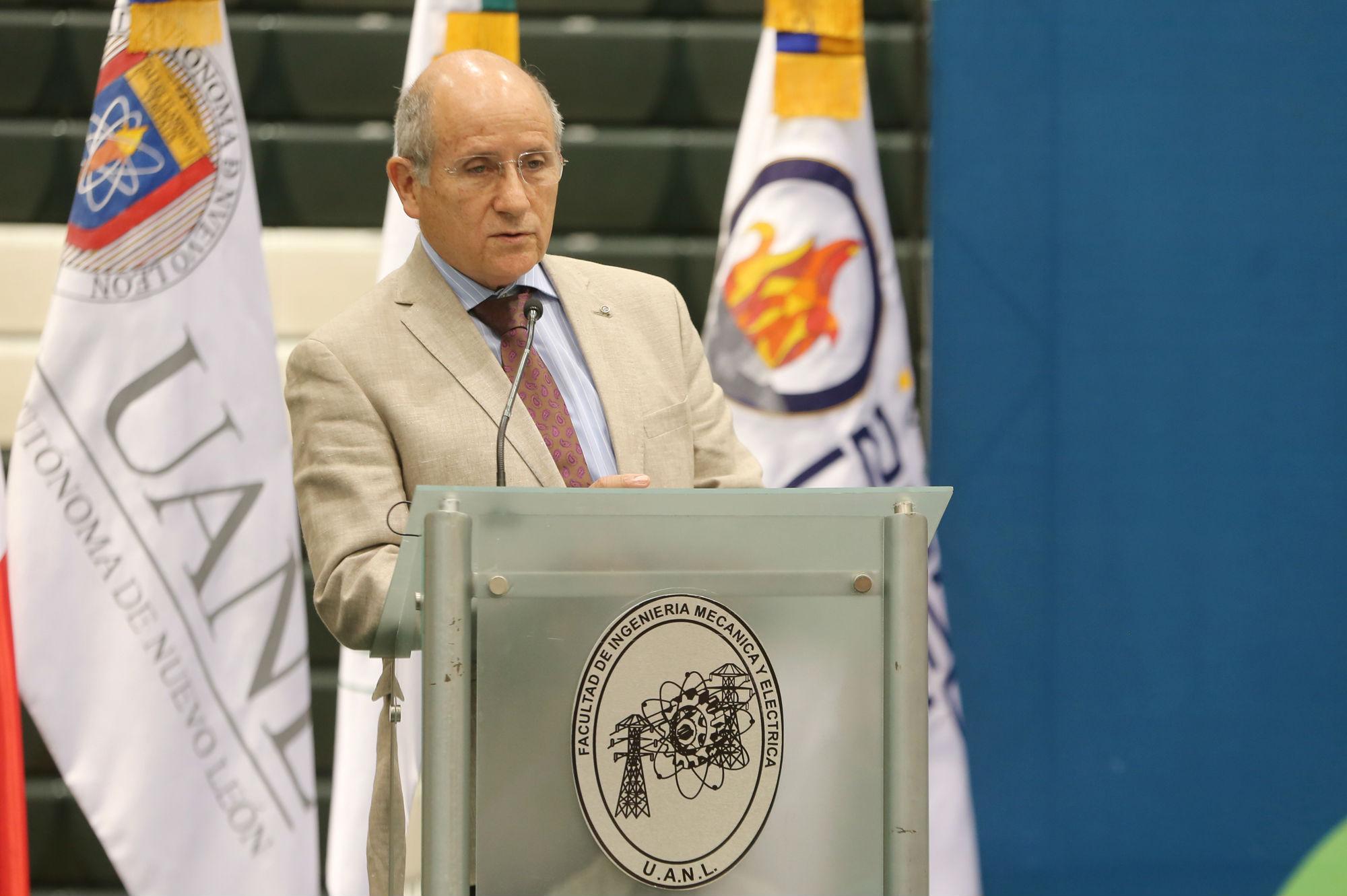 Ricardo Viramontes Brown, Director Regional Noreste del CONACYT