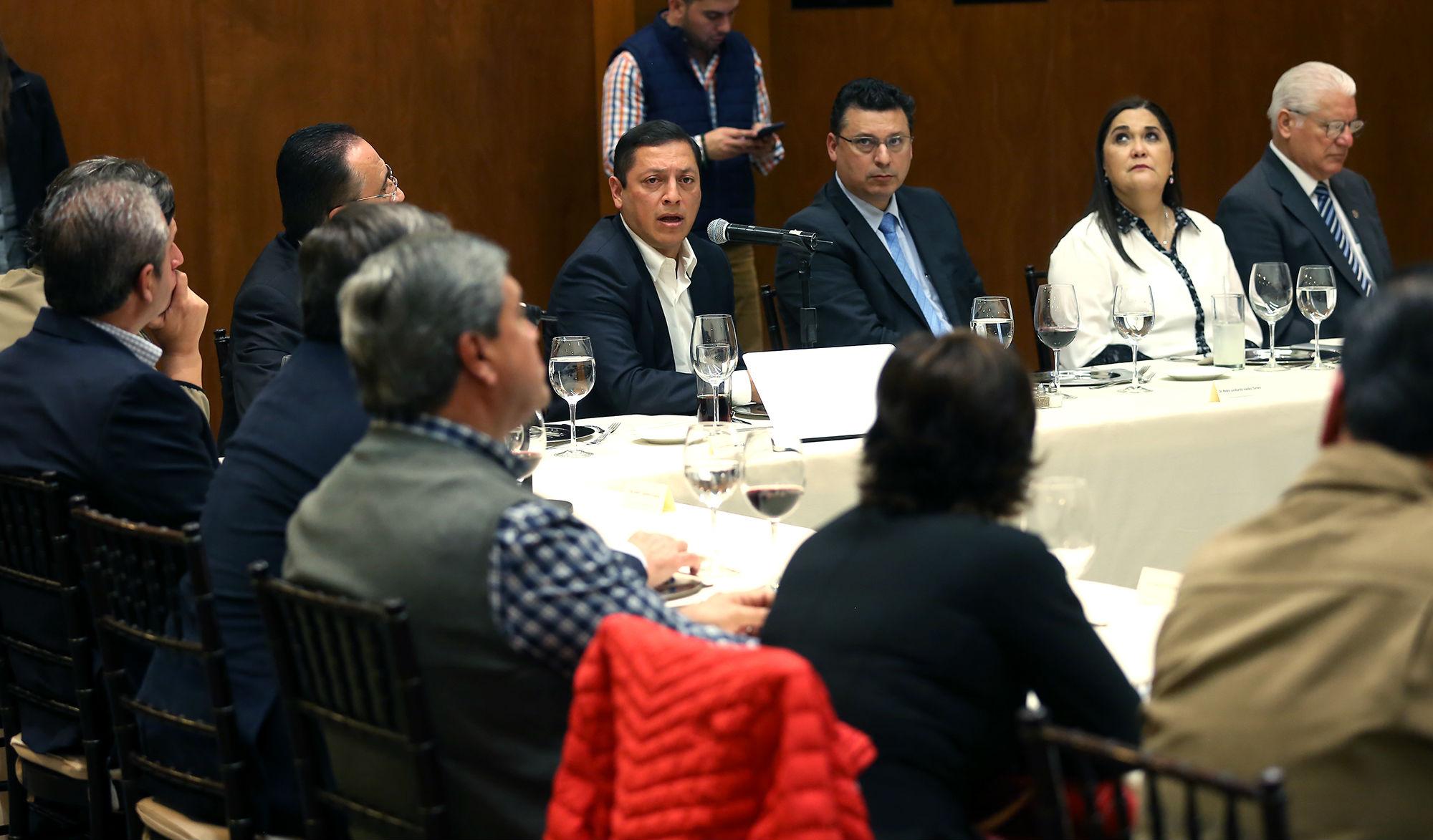 Francisco Fabela, Director de Planificación y Ordenamiento de Espacios Universitarios y Edificios de la UANL