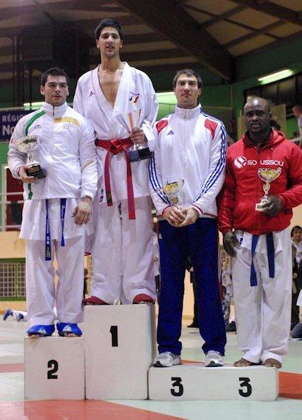 Homero Morales, segundo lugar
