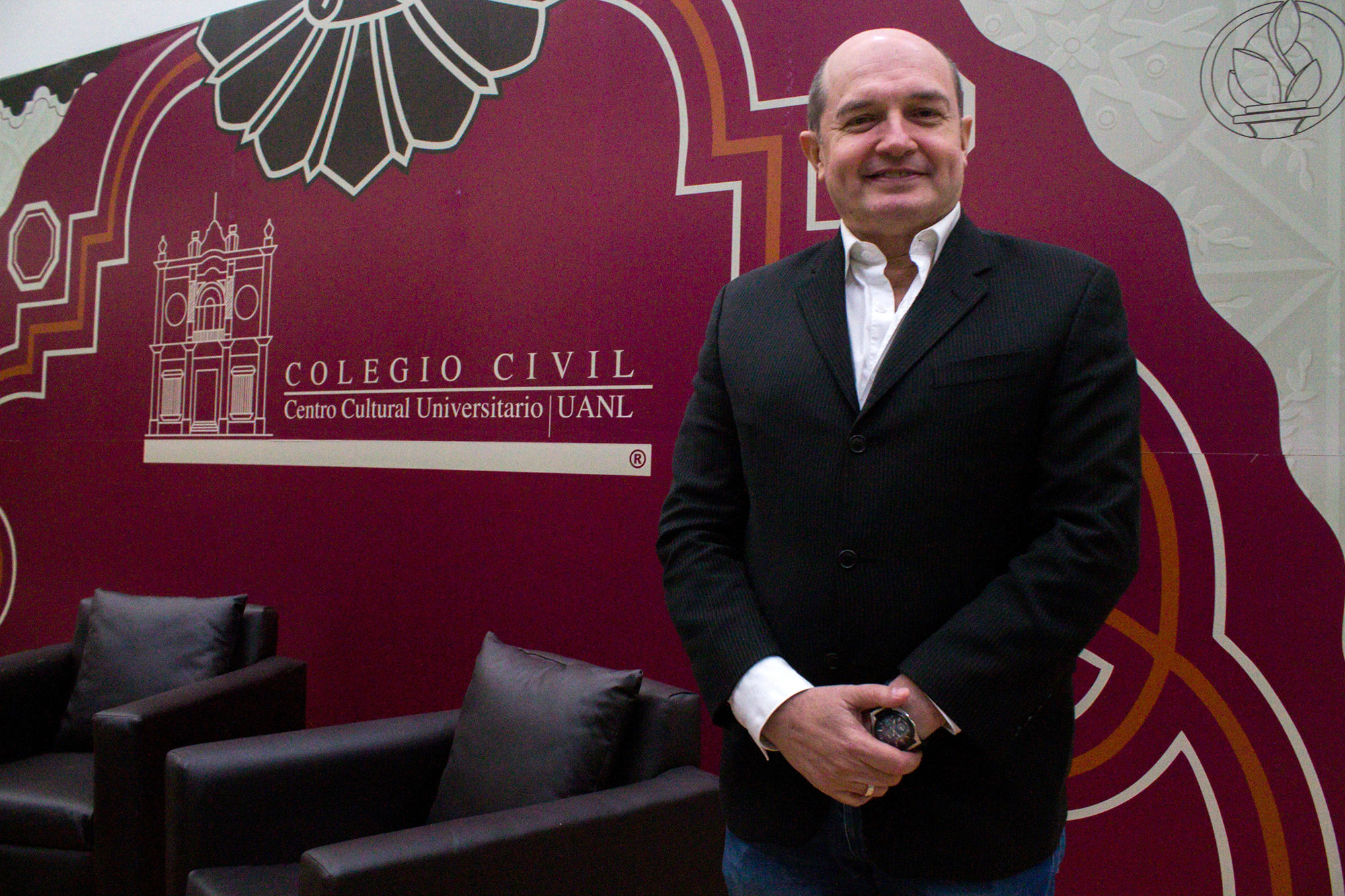 Jesús Medina, Director artístico de la OSUANL