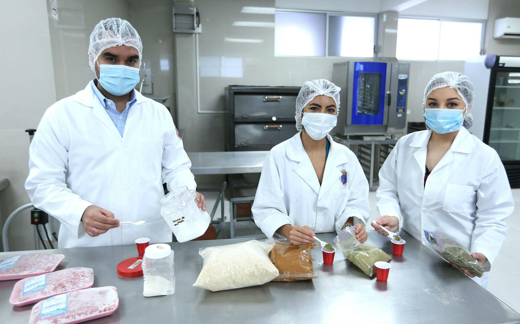 Laboratorio de Alimentos
