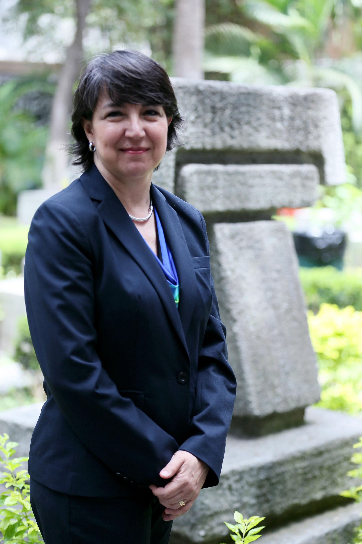 Laura Cantú Hinojosa, Subdirectora de Posgrado de la Facultad de Arquitectura