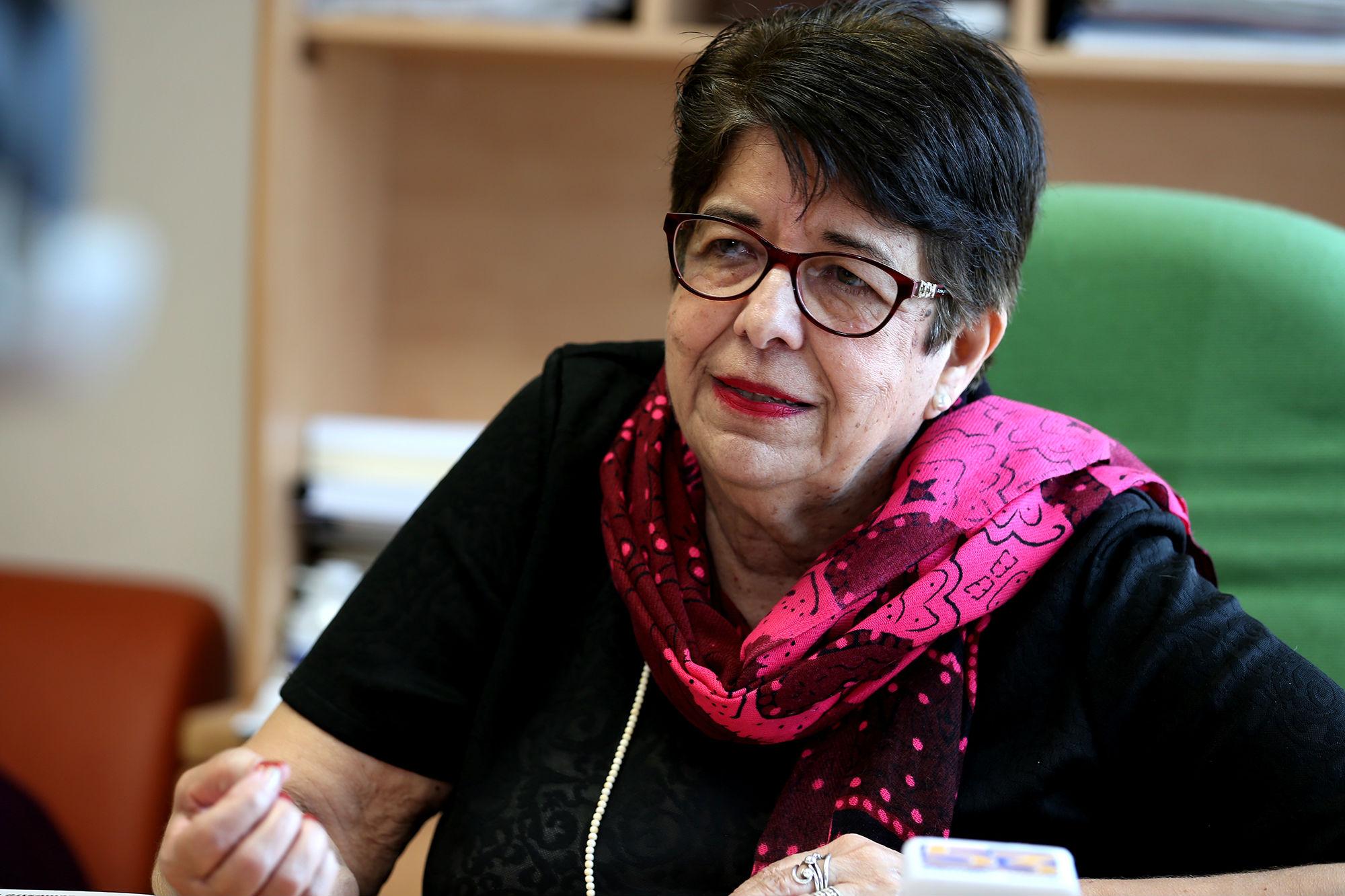 Lídice Ramos Ruiz, Coordinadora del Centro Universitario de Estudios de Género de la Universidad Autónoma de Nuevo León