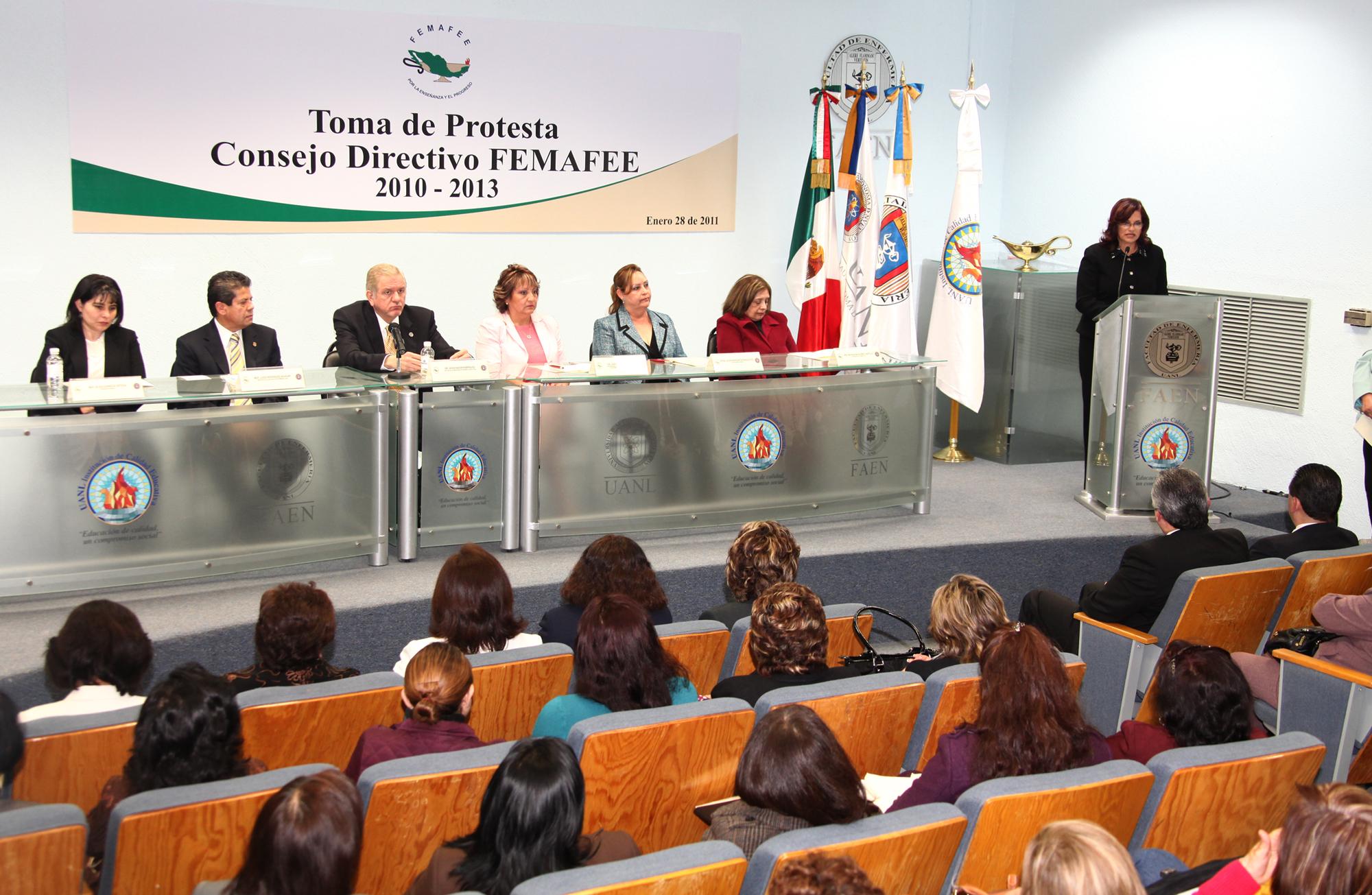 Mensaje de la Presidenta, Silvia Espinoza Ortega