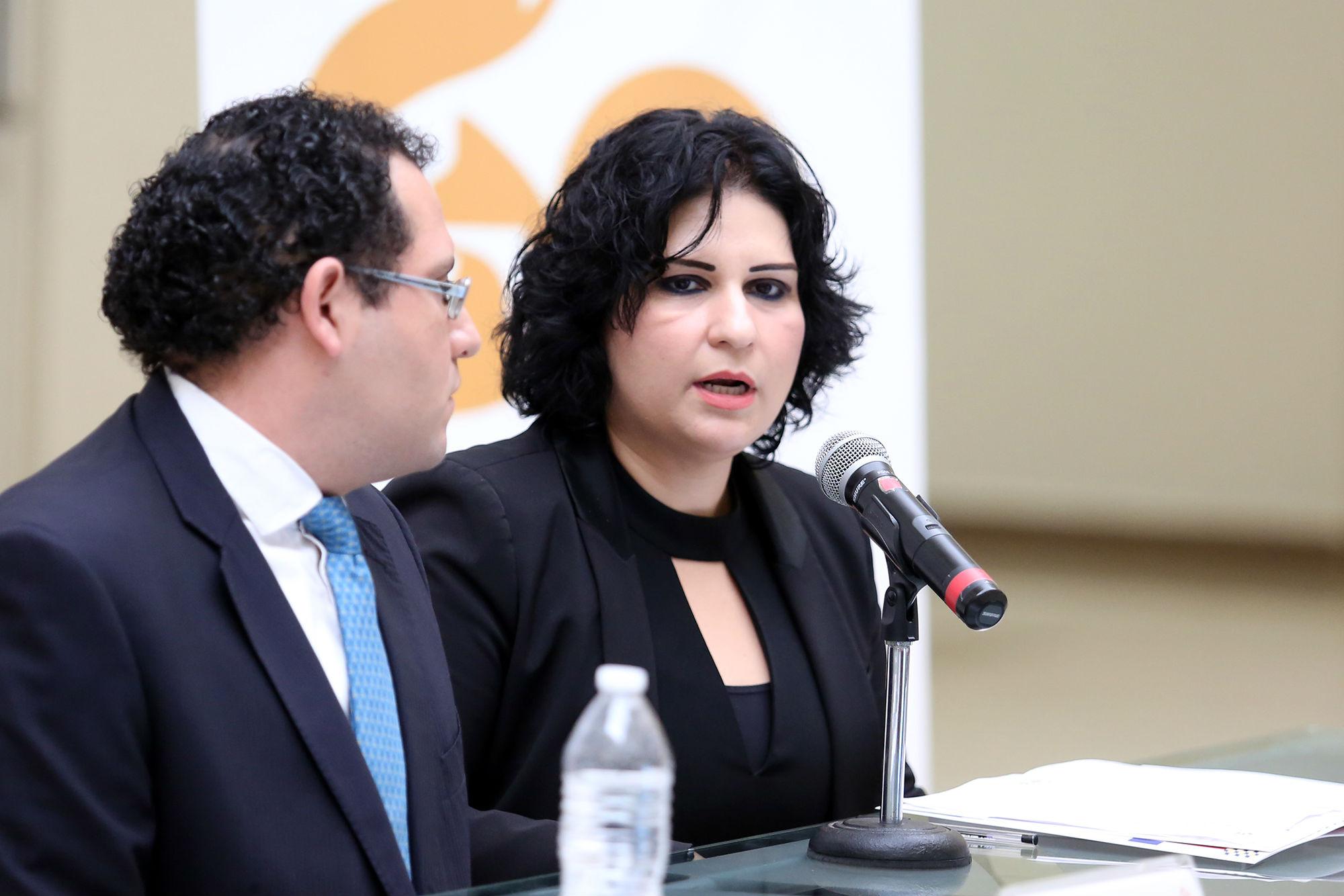Joana Cecilia Chapa Cantú, Directora del Centro de Investigaciones Económicas de la UANL