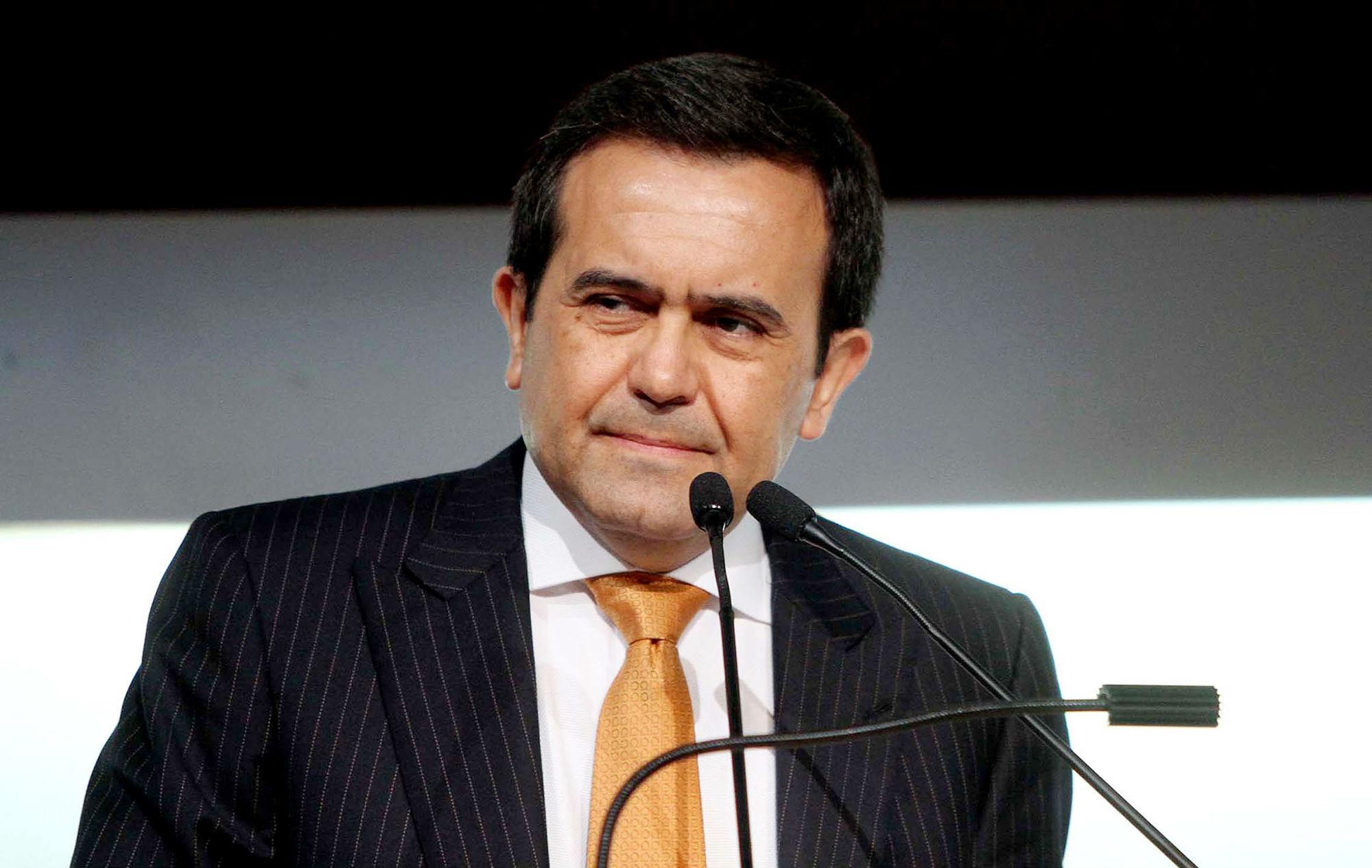 Idelfonso Guajardo Villarreal, Secretario de Economía